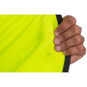Alé Cycling Guscio Light Pack Jacket Men flou yellow